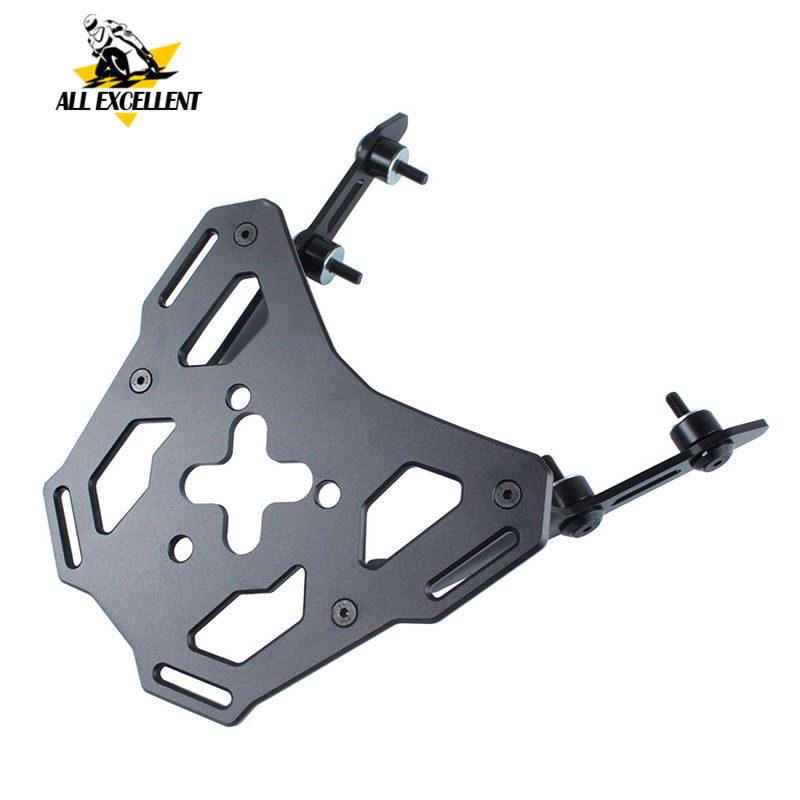 Black motorcycle luggage rack rear shelf High quality Metal For KTM Duke 690 2012 2018 2013