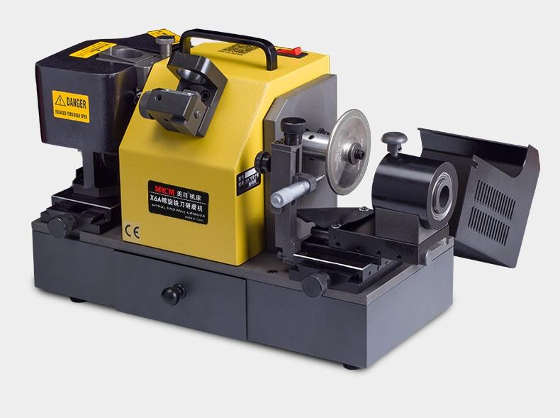 End Mill Grinder Sharpener 4 14mm Alloy Milling Cutter 220V Angle Grinder Machine MR X6A