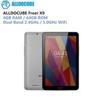 ALLDOCUBE U89 Freer X9 Tablets PC 8.9 inch 2560*1600 IPS Android 6.0 MT8173V Quad core 4GB Ram 64GB Rom 13MP Dual Wifi 2.4G/5G