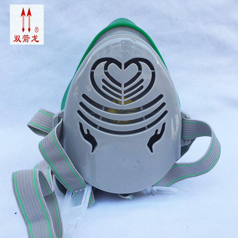 Respirator dust mask  Filter cotton Dust-proof Anti-fog and haze Anti-particles Anti fiber industrial safety equipment