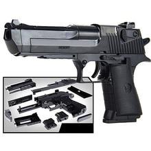 DIY הרכבת בניין בלוק אקדח צעצועי אקדח רובה ילדי פלסטיק 3D מיניאטורות אקדח דגם עבור בני CS משחקים חינוכיים צעצוע