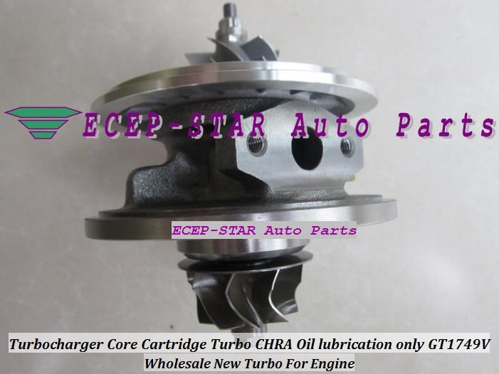 Turbo Cartridge CHRA GT2252V 454192 454192-5006S 454192-0005 454192-0002 074145703GX V For VW T4 Transporter Syncro AVG AXL 2.5L