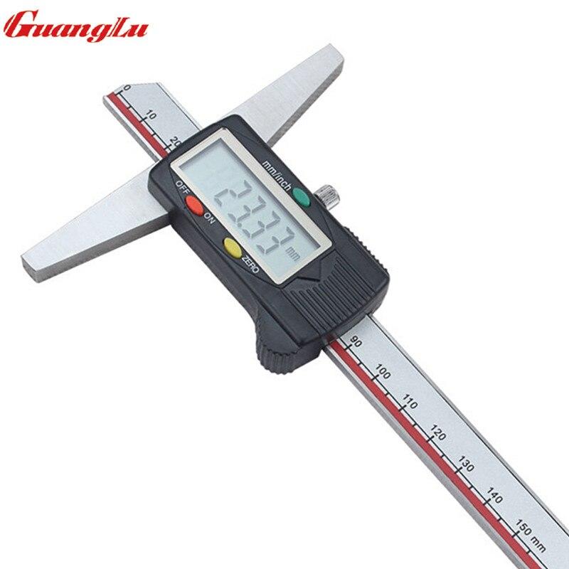 Vernier Caliper Gauge Micrometer Stainless Steel Measuring Tool 150//200//300mm