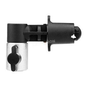 Image 4 - ホルダーブラケットスイベルヘッドリフレクターディスクアームサポート/写真動画写真スタジオリフレクターディスクホルダークリップ用ライト