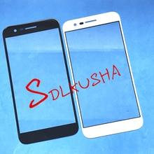 10 teile/los Front Outer Bildschirm Glas Linse Ersatz Touchscreen Für LG K10 2017 M250N M250/K20 Gnade K20 plus K20 V X400