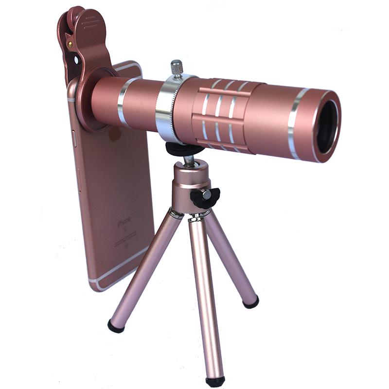 SNAPUM mobile phone 18x telescope Camera Zoom optical Cellphone telephoto Lens For iphone samsung Huawei oppo vivo xiaomi 7