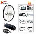 Комплект для электрического велосипеда Bafang  мотор-редуктор 48 в 500 Вт  переднее колесо  комплект для переоборудования электрического велосип...