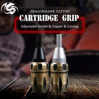 High quality Tattoo Grip Tattoo Machine Grip Pipe for Guns Tube Tattoo Handle Accesories Supplies Free Shipping