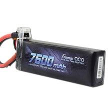 7.4 В 7600 мАч 50C 2 S Lipo Батарея Traxxas/S/E специального назначения баланс штекер/ T RC безопасный Высокое качество Бесплатная доставка