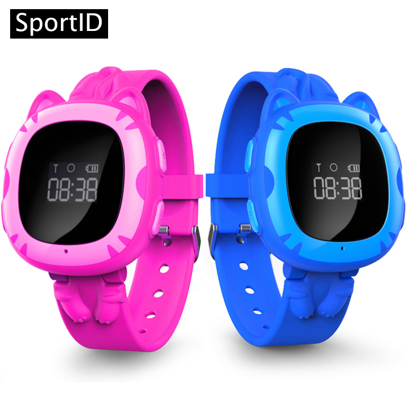 Smart Watch Children GPS Safe Locator Monitor Kids Anti-off Alert Tracker Waterproof Watches SOS Call SMA Cat Smartwatch Android gps smart watch q523 with wifi touch screen sos call location devicetracker kid safe anti lost monitor child gps watch pk q50 q8