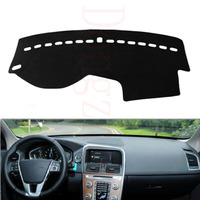Dongzhen Fit For Volvo 2012 2016 Car Dashboard Cover Avoid Light Pad Instrument Platform Dash Board