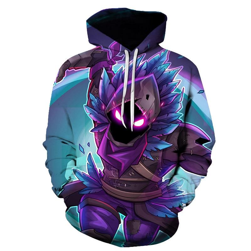 Cartoon hoodie seven dragon ball Z pocket hooded sweatshirt for Men and women Wearing a New In Fashion Fans Game hoodies