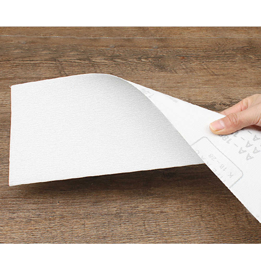 280/240/320 areia polimento de papel lixa seca molhada à prova dwaterproof água madeira emery ferramenta de polimento de moagem de papel abrasivo novo