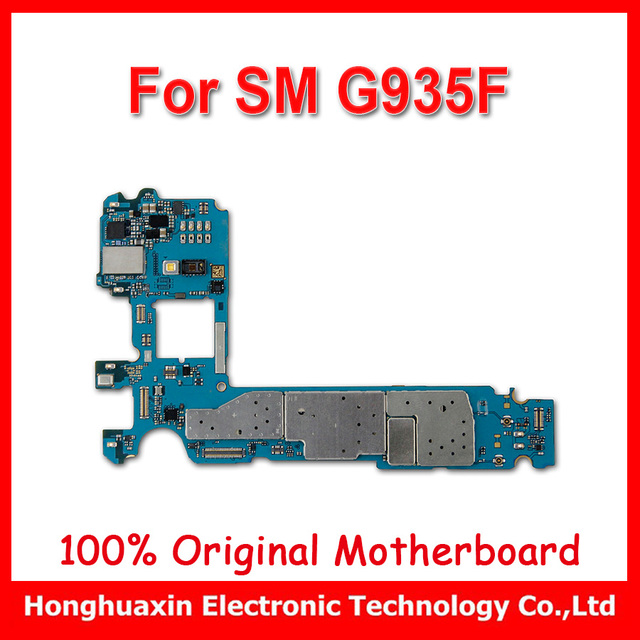 US $34 0 |for samsung Galaxy S7 Edge G935F G935A G935T G935P G935V original  motherboard Europe mainboard with Android system logic board-in Mobile