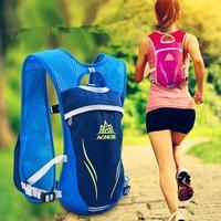 AONIJIE 2L Outdoors Mochilas Trail Marathoner Running Race Hydration Vest Hydration Pack Backpack