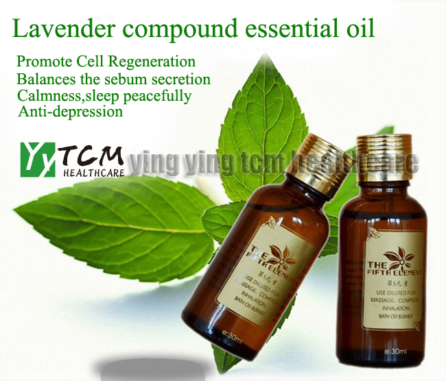 10ml/pcs Compound lavender essentail oil removing acne scar and spot sleep improvement Relieve headaches apply skin directly