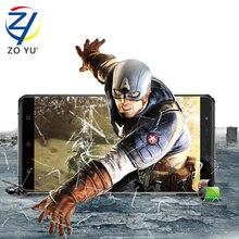Oukitel U16Max смартфон 4 г Android 7.0 мобильный телефон 3 ГБ + 32 ГБ MTK6753 13.0MP Восьмиядерный 6.0HD 4000 мАч отпечатков пальцев ID сотовый телефон