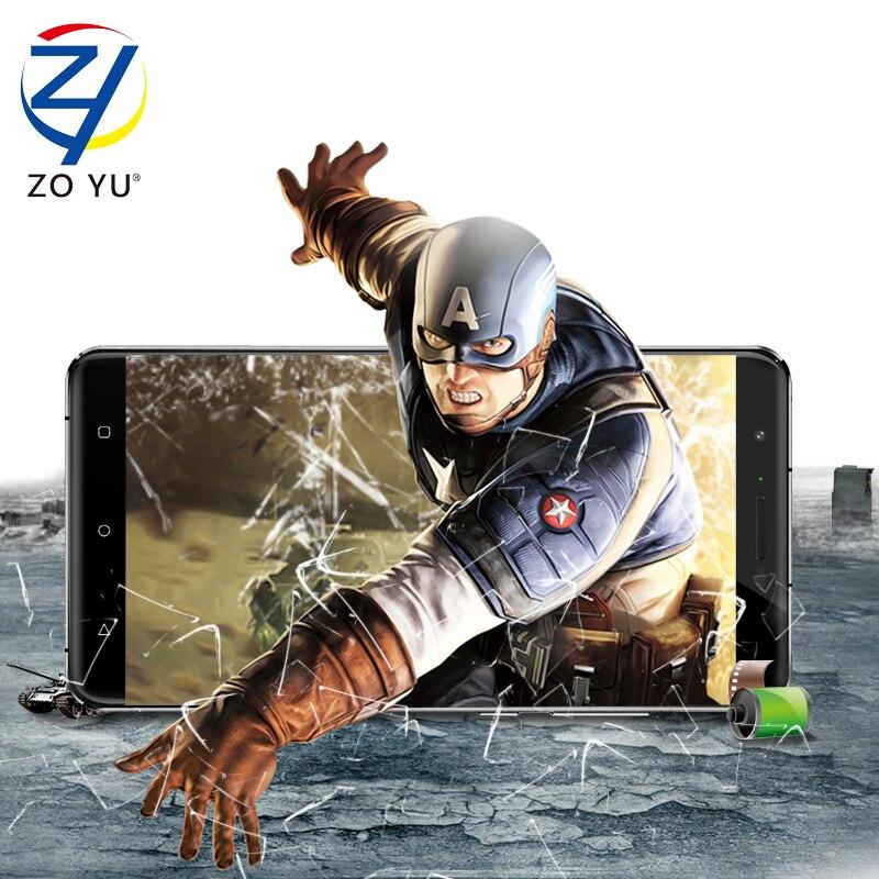 Oukitel u16max smartphone 4g android 7.0 teléfono móvil 3 gb + 32 gb 13.0mp mtk6