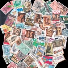 Timbres poste en papier pour Collection