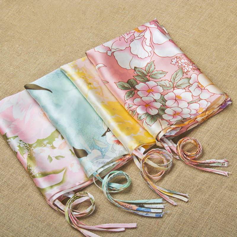 New Free Shipping 100 Pure Silk Pillowcase Pillow Towel