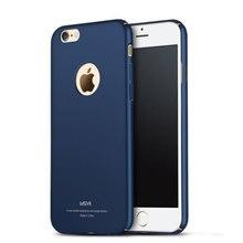 Для iphone 6 случаи 2016 Новый роскошный MSVII чехол Для Apple iPhone 6 iPhone 6 S телефон случае 4.7 дюймов силиконовые скраб крышка i6 случае