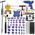 PDR Werkzeuge Auto Körper Ausbeulen ohne Reparatur Kit Reverse Hammer Dent Lifter Puller Removal Tool Set Saugnapf für Entfernen dellen