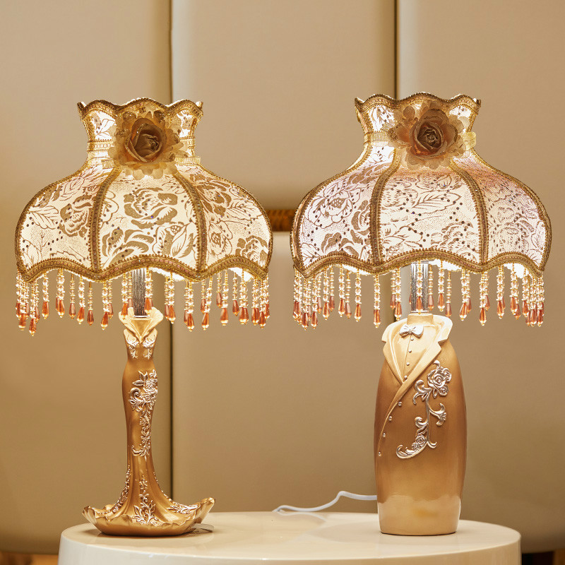 Творческий тумбочка украшения Европейского дома craft украшения спальни новый дом подарок свадебный подарок атмосфера моды