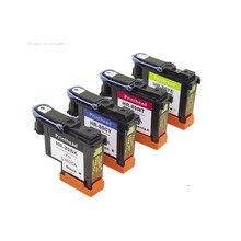 4 unids cabezal de impresión de alta calidad para hp80 c4820a c4821a c4822a c4823a para hp designjet 80 1000 1050c 1055 cm