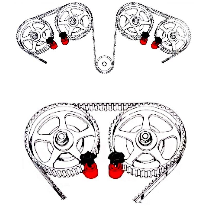 5Pcs Universal Single Twin Quad Cam Clamp Locking Timing Tool Kit Camshaft UD88|Hand Tool Sets|Tools - title=
