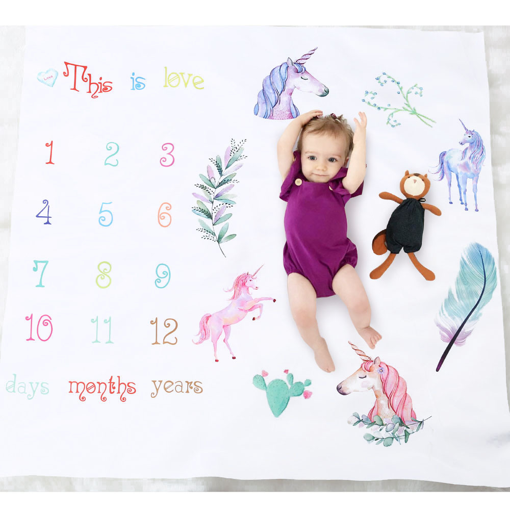 100*100CM newborn baby photography props toddler blanket for photos kids blankets cartoon bebes blanket props for photography aibeile 2017 new 3 colors bear elephant flannel baby blanket newborn soft cartoon blankets 100 100cm for beds thick warm kids