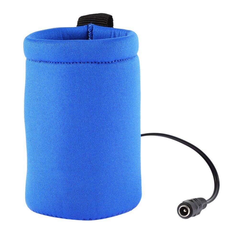 12v Portable Car Baby Bottle Heater Food Milk Water Drink