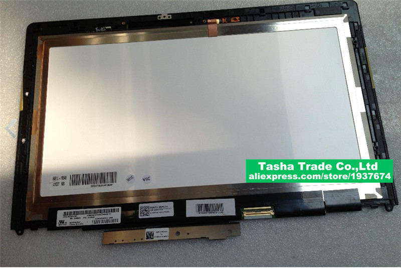 New LCD Assembly For Lenovo Ideapad yoga 13 lcd touch screen digitizer replacement assembly LP133WD2 Slb1