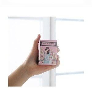 Image 5 - Novel 5 pcs wegwerp compressed travel towel Hotel zakenreis gecomprimeerd vierkante katoenen handdoek eenmaal Draagbare handdoeken Hot AB158
