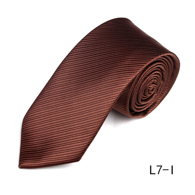 Custom Embroidery Logo Men Tie Solid Brand Fashion Simple Twill Necktie High-Grade Polyester Neckwear 145*7*3.8cm Free Shipping