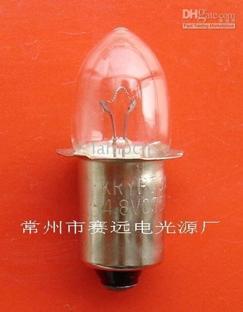 4,8v 0,75a a069 NOVINKA! kryptonová lampa p13.5s