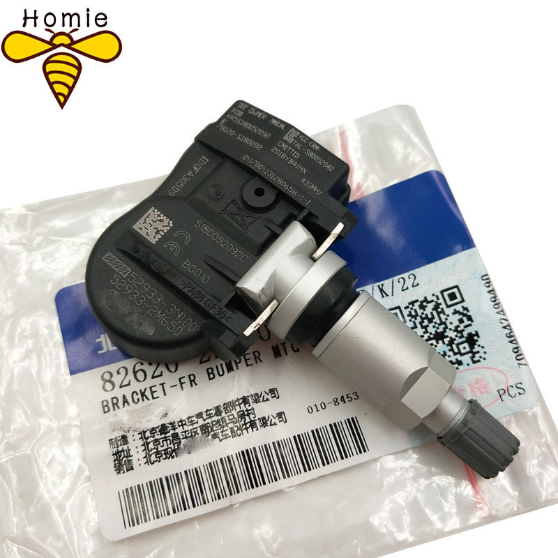 Best 52933 3N100 52933 D4100 Tire Pressure Sensor For Hyundau Kia Santa Fe IX45 Sportage Equus