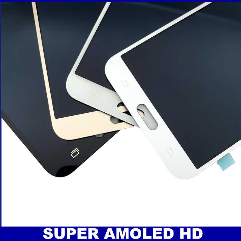 AMOLED Màn Hình LCD Full Bộ Số Hóa Dành Cho Samsung Galaxy Samsung Galaxy J7 Neo J701 J701F J701M J701MT Màn Hình LCD Hiển Thị Hình Cảm Ứng Thay Thế