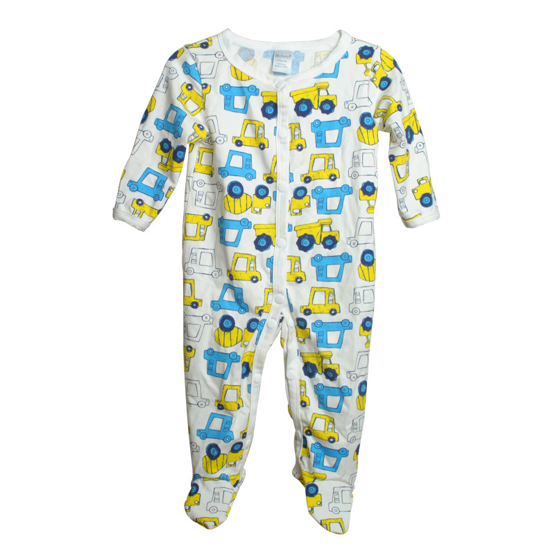 Brand Newborn Baby Clothes Cute Cartoon Baby Costume Girl Boy Jumpsuit Clothing Spring Autumn Cotton Romper Body Baby Clothes 17