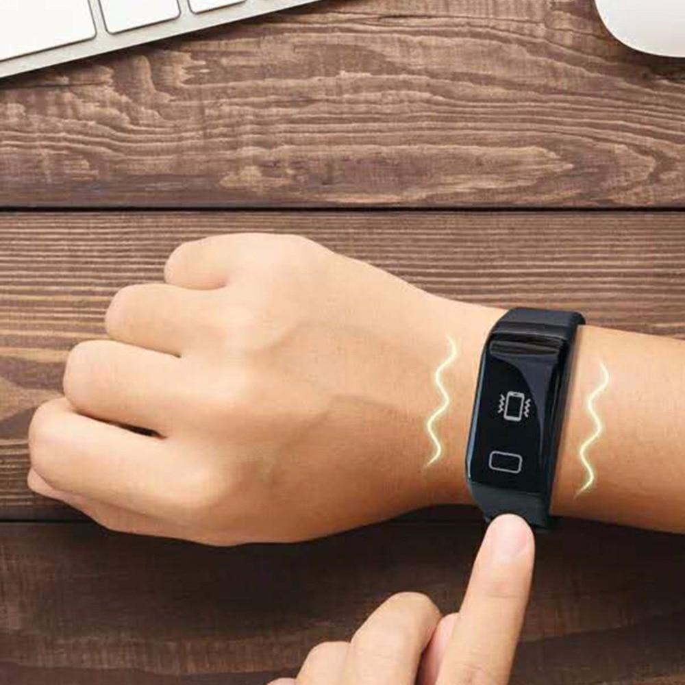 Мужские часы F1 IP67, водонепроницаемые спортивные часы, монитор кровяного давления, фитнес-трекер для измерения сердечного ритма, 2019