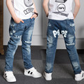 Retail new baby boy pants cool jeans spring autumn children clothes pants boy children jeans trousers baby children