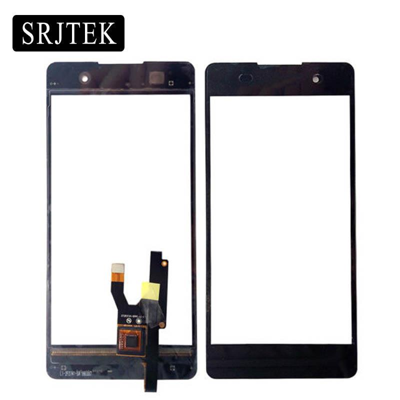 5.0 For Sony Xperia E5 Touch Screen Digitizer Glass Sensor For SONY E5 F3311 F3313 Touch Panel Lens Replacement With 3M Tape
