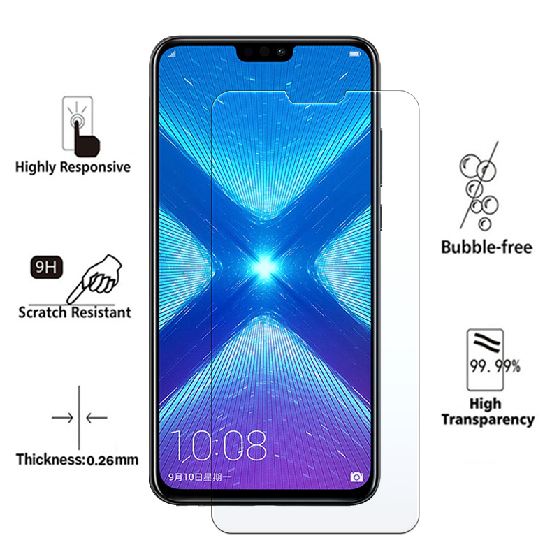 Tempered-Glass-For-Huawei-Honor-8x-7x-6x-5x-4x-3x-Protective-Glas-Screen-Protector-On (2)