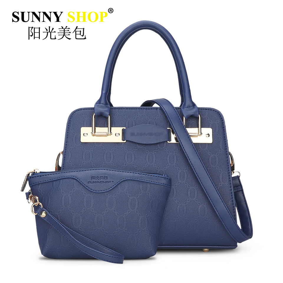 2017 New Women Bags Handbag Shoulder Bags European Style Female Crossbody Bag Famous Design Lace Clutch Blue Tote Pu Sac Mb34 new women handbag one shoulder bag 2016 spring female simple leisure crossbody handbag korean style middle aged lady tide bags