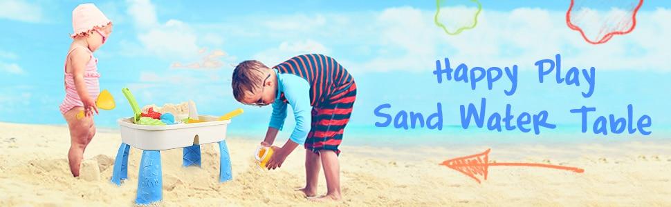 Brinquedos p areia e praia