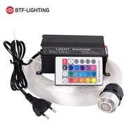 16W RGBW 150pcs 0 75mm 5M LED Fiber Optic Light Star Ceiling Kit Lights Optical Lighting