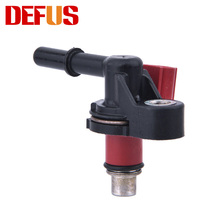 1X Motorcycle Fuel Injector Nozzle With Plug Wire 160cc 10hole For Yamaha Replacement Injection Motorbik Bico NEW Model Red R15