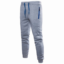 2018 Autumn Gyms Men Joggers Sweatpants Brand Trousers Sporting Clothing The high quality Bodybuilding  Casual Harem Pants