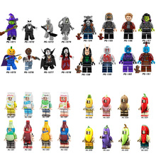 Legoings marvel  500 random legoer bricks original anime super hero life big explosion immediately style Blind box