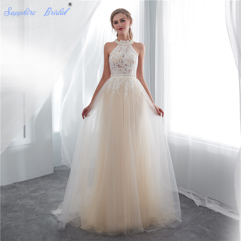 Aliexpress.com : Buy Sapphire Bridal 2019 New Arrival
