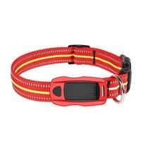 Mini Pet GPS Tracker Q1 Waterproof IP66 Dogs/Cats Tracker Q1 Realtime Tracking Low Battery Alarm Pet Locators Geo fence Free App
